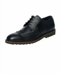 Van Heusen Navy Lace Up Shoes