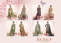 Shree Fab Zunuj Cotton Dupatta Printed Salwar Kameez