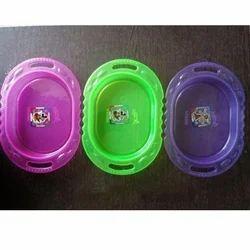 Designer Plastic Plate