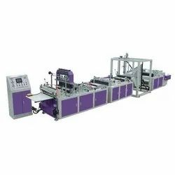 A3PT Fully Automatic Non Woven Bag Making Machine