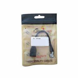 Black OTG Cable