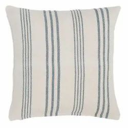 Cotton Yarn Dyed Pillow
