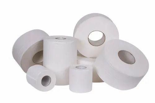 Toilet Rolls JRT Tissue Virgin & Recycle