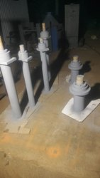 Hydraulic Cylinders For Coir Pith