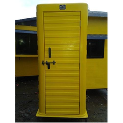 Fibre Economic Toilet