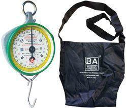 Tabular  Weighing Scale