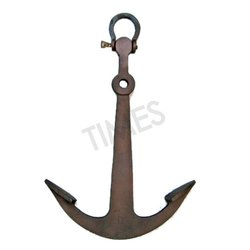 Nautical Brass Made Antique Decorative Anchor