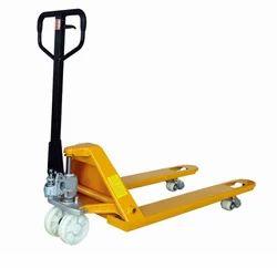 Patel Mobile Trolley, Capacity: 500kgs To 5ton