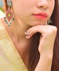 GiftPiper Afghani Earrings