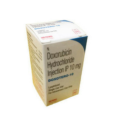 Doxotero Doxorubcin Hydrochloride Injection IP