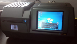 EXF 9600 Xrf Gold Tester Si Pin Diaode