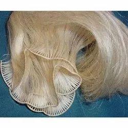 Blonde Hand Weft Hair