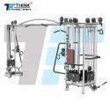 5  Stations Multi Gym Machine
