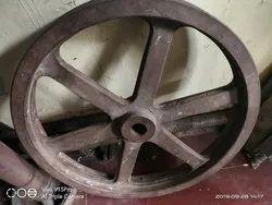 Lathe Wheel