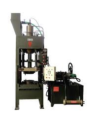 Double Action Hydraulic Deep Draw Press Machine