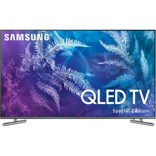Samsung 55 Inch Class Q6f Special Edition Qled 4k Tv