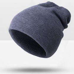 Grey Winter Cap