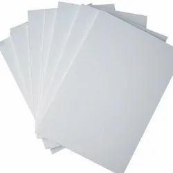 White Greenply Ndure PVC Board