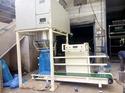 Green Maize Silage Packing Machine