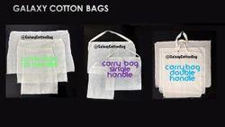 Natural Cotton Shopper Bags