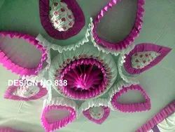 Ceiling Decoration Fabric, Packaging Type: Box