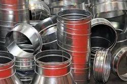 Aluminium Duct Fabrication and Installation
