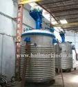 Internal Coil Reactor Vessel