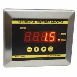 Индикатор засорения DP - Differential Pressure Gauge