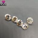 Certified Loose Moissanite Diamonds