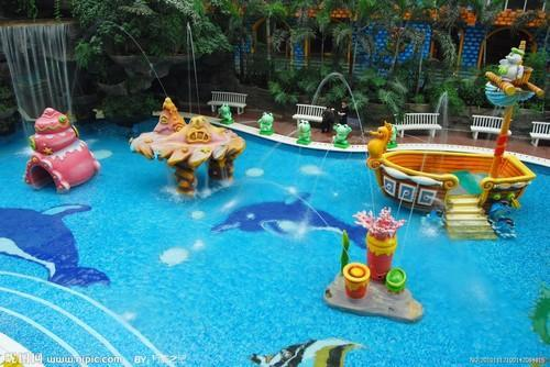 Swimming Pool Decorative Accessories