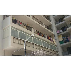 Steel Balcony Railings