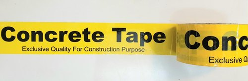 Concrete Adhesive Tape - Slab Centering Tape