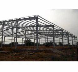 Steel Pre Engineered building Fabrication