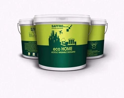 Marvelous Eco Home Washable Distemper Paint