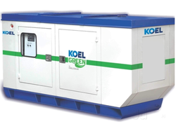 Silent Kirolskar DG Set, 230 V, for Industrial