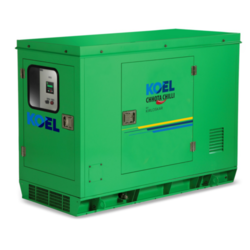 Soundproof 7.5 kVA Single Cylinder Koel Chhota Chilli Diesel Gen Set