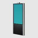 46 Inch Floor Standing Interactive Kiosk