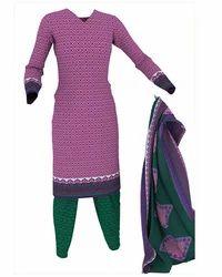 Mastani Purple Suit