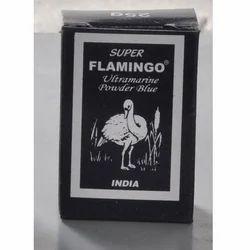 Flamingo Ultramarine Blue Powder