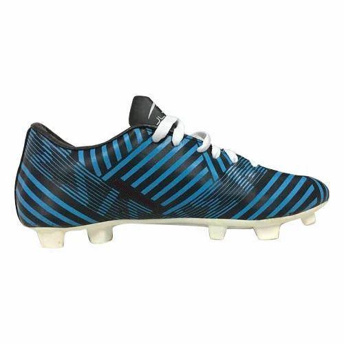 45f8bdc13917 Blue Black Graftex India Ultimate Nemeziz Football Shoes, Size: 1-10 ...