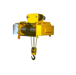 Electric Wire Rope Hoist, Capacity: 1-3 ton