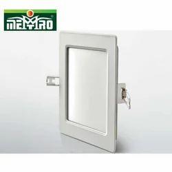 15 W LED Concealed Panel Light, Shape: Square