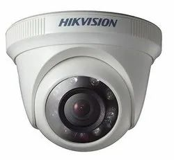 Day & Night Vision Hikvision 2mp Dome Camera, For Indoor Use, 20 to 25 m