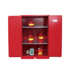 Combustible Material Storage Safety Fireproof Cabinet