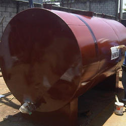 HSD Storage Tank with Level Indicator