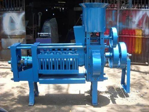 Semi - Automatic Coconut Oil Processing Machine