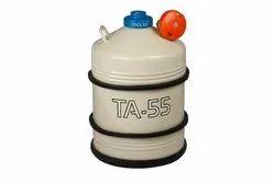 Liquid Nitrogen Container TA 55