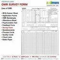 OMR Based Data Conversion Software