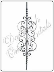 Decorative Sheet Metal Flower