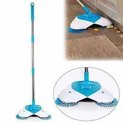 Sweeper Mop New Design And Easy Use Auto Spin Hand Push Sweeping Broom Floor Dust Cleaning Sweeper